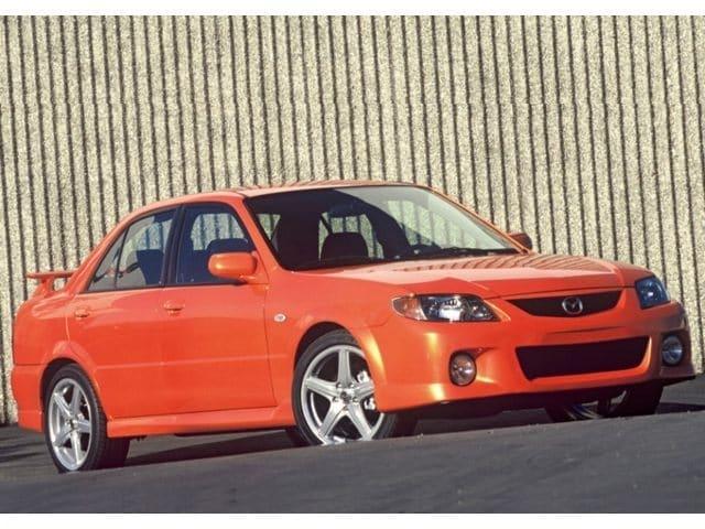 Photo Used 2003 Mazda Protege MAZDASPEED in Draper
