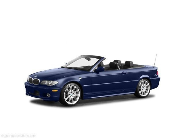 Photo Used 2005 BMW 3 Series 330Ci Convertible For Sale in Myrtle Beach, South Carolina