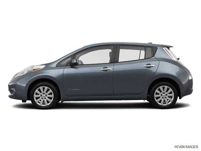Photo Used 2015 Nissan LEAF S Hatchback in San Leandro, CA