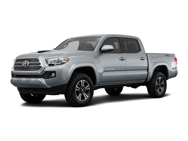 Photo 2017 Toyota Tacoma TRD Sport Double Cab 5 Bed V6 4x4 AT Natl Truck Double Cab in Columbus
