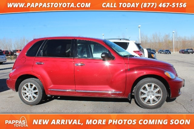 Photo Used 2010 Chrysler PT Cruiser Classic For Sale Saint Peters MO  3A4GY5F90AT188771