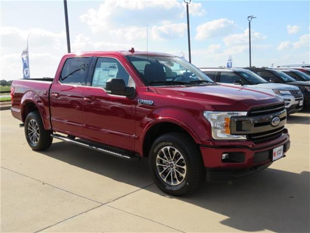 Photo New 2018 Ford F-150 XLT 4x4 SuperCrew Cab Styleside 5.5 ft. box 145 in. WB XLT 4x4 SuperCrew Cab Styleside 5.5 ft. box 145 in. WB