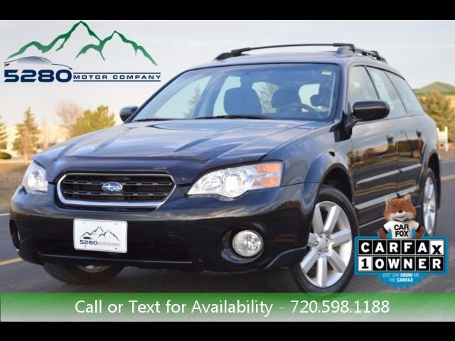 Photo 2006 Subaru Outback 2.5i Special Edition