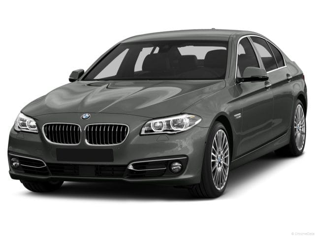 Photo Certified Used 2014 BMW 5 Series in Fairfax, VA