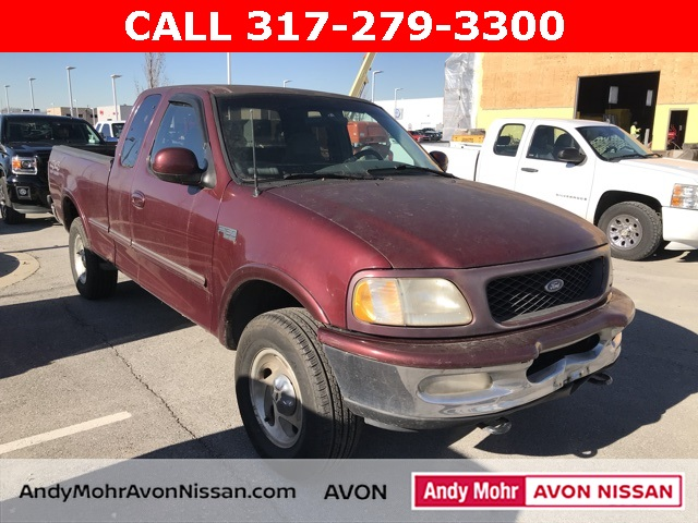 Photo Pre-Owned 1997 Ford F-150 XLT 4WD Super Cab