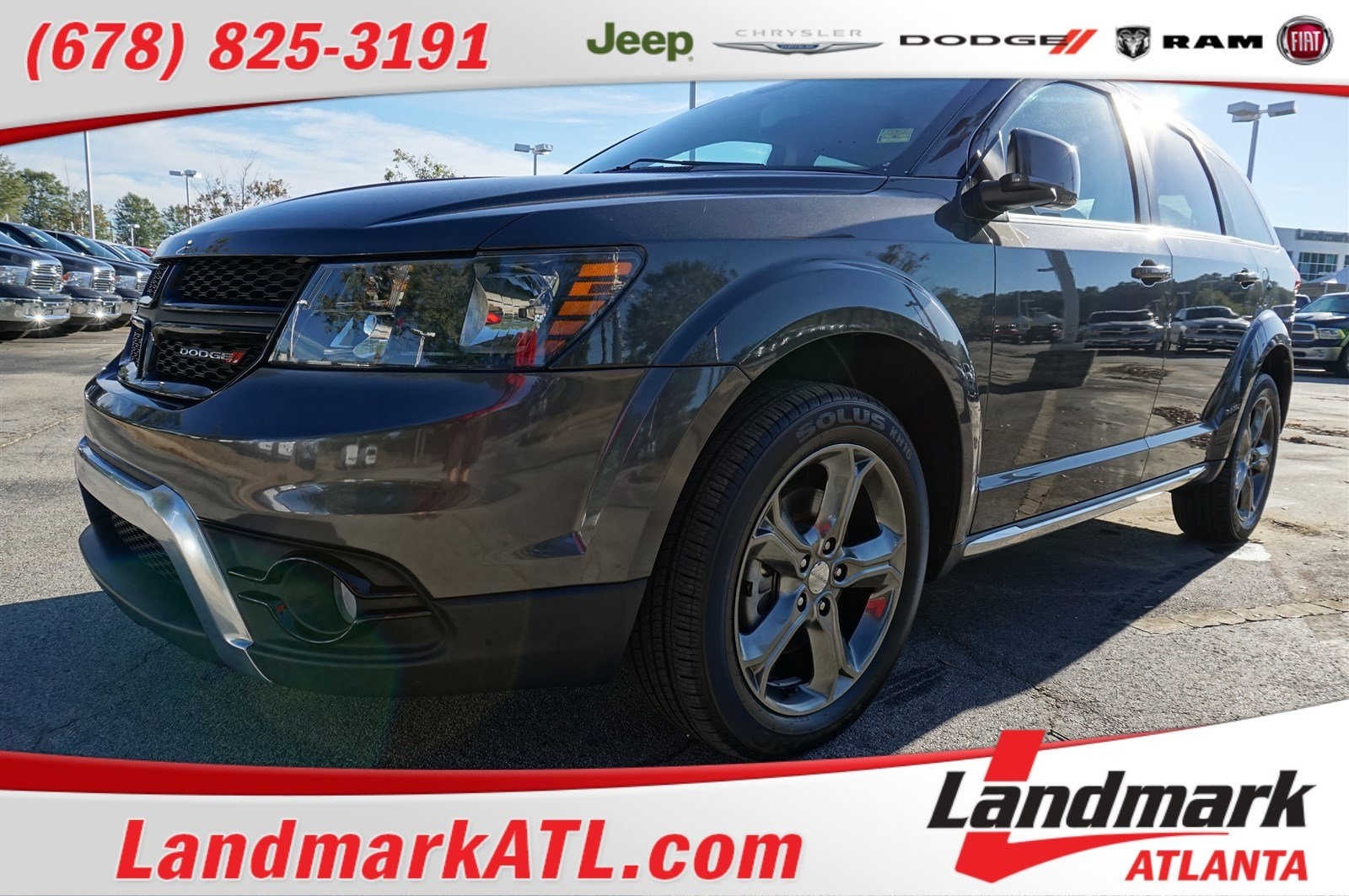 Photo 2015 Dodge Journey Crossroad in Atlanta, GA