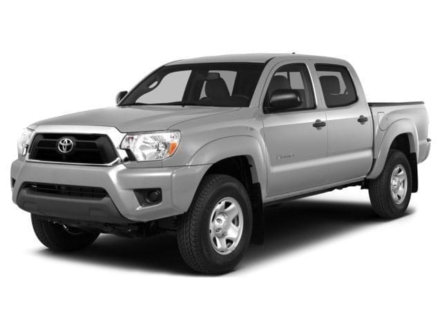 Photo Used 2015 Toyota Tacoma 4WD Double Cab V6 AT 4WD Double Cab V6 AT For Sale Near Anderson, Greenville, Seneca SC