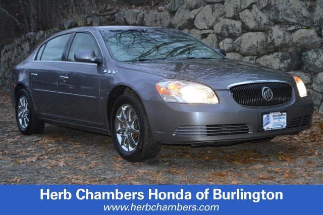 Photo Used 2007 Buick Lucerne CXL V6 Sedan in Burlington, MA