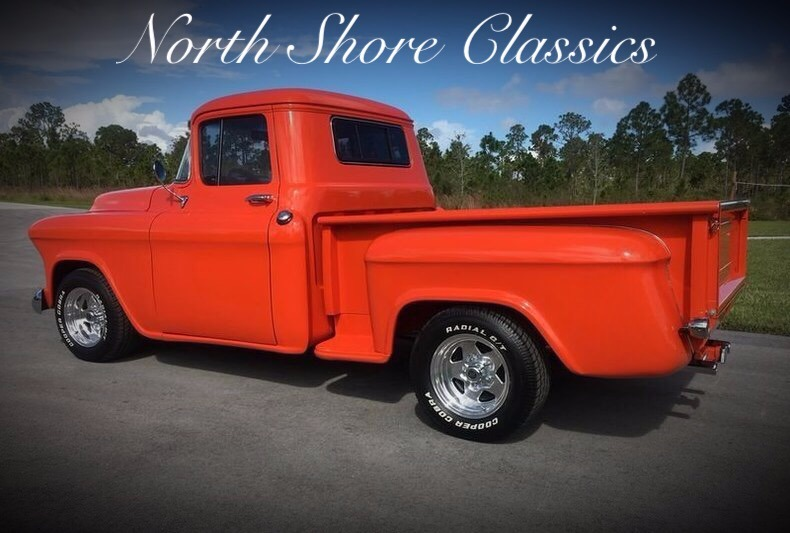 Photo 1957 Chevrolet 3100 -HUGGER ORANGE- PICKUP- CUSTOM BED - FRAME OFF RESTORED - SEE VIDEO