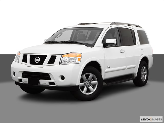 Photo Pre-Owned 2008 Nissan Armada SUV For Sale  Raleigh NC