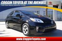 Certified 2015 Toyota Prius Four Hatchback in Jacksonville FL