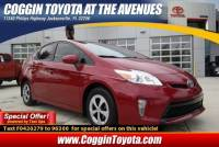 Certified 2015 Toyota Prius Two Hatchback in Jacksonville FL