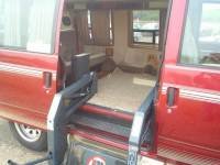 1995 Chevrolet Astro Cargo Handicapped -- with Lift