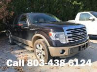 Pre-Owned 2013 Ford F-150 Lariat RWD 4D SuperCrew