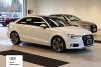 Used 2017 Audi A3 2.0T Sedan for Sale in Beaverton,OR