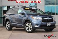 Certified Pre-Owned 2016 Toyota Highlander Hybrid Limited Platinum SUV in Dublin, CA