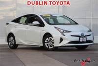 Certified Pre-Owned 2017 Toyota Prius Four Hatchback in Dublin, CA