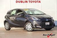 Certified Pre-Owned 2015 Toyota Prius c One Hatchback in Dublin, CA