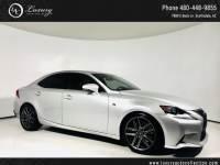 2014 Lexus IS 350 F Sport   Navigation   Rear Camera   Htd Seats   15 16 Rear Wheel Drive Sedan