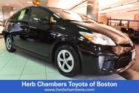 Certified Used 2015 Toyota Prius Four Hatchback Front-wheel Drive in Boston