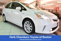 Certified Used 2014 Toyota Prius v Five Wagon Front-wheel Drive in Boston
