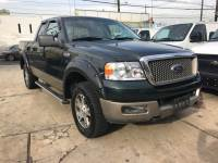 2005 Ford F-150 4dr SuperCab Lariat 4WD Styleside 6.5 ft. SB