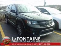 CERTIFIED PRE-OWNED 2015 DODGE JOURNEY R/T AWD
