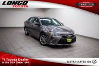Certified Used 2016 Toyota Camry I4 Automatic SE in El Monte
