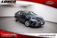 Certified Used 2017 Toyota Camry LE Automatic in El Monte