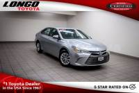 Certified Used 2015 Toyota Camry I4 Automatic LE in El Monte