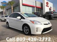 Certified Pre-Owned 2014 Toyota Prius Four FWD 5D Hatchback