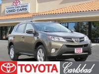 2014 Toyota RAV4 XLE SUV Front-wheel Drive in Carlsbad