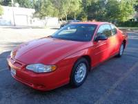 2001 Chevrolet Monte Carlo LS 2dr Coupe