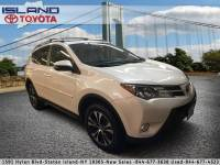 Certified Pre-Owned 2015 Toyota RAV4 AWD 4dr Limited All Wheel Drive SUV