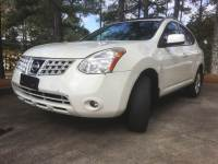 2008 Nissan Rogue AWD SL SULEV Crossover 4dr