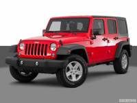 2016 Jeep Wrangler Unlimited Unlimited Sport SUV 4x4
