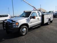 2011 Ford F-350 Super Duty 4x4 XLT 4dr SuperCab 162 in. WB DRW Chassis