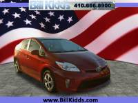 Used 2015 Toyota Prius Four Hatchback Front-wheel Drive in Cockeysville, MD