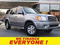 2001 Toyota Sequoia Limited 2WD 4dr SUV