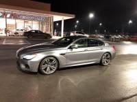 2016 BMW M6 Base Sedan