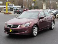 2008 Honda Accord EX-L V6 4dr Sedan 5A w/Navi