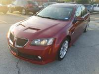 2009 Pontiac G8 w/Bluetooth 4dr Sedan