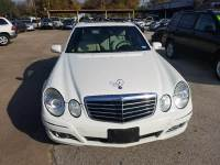 2007 Mercedes-Benz E-Class E 550 4dr Sedan