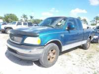 2001 Ford F-150 Supercab 157 XL Extended Cab Pickup in Fort Myers