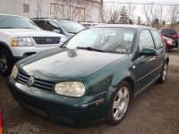 2000 Volkswagen Golf GL 2dr Hatchback