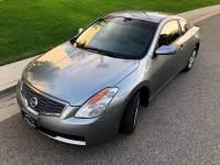 2008 Nissan Altima 2.5 S 2dr Coupe CVT