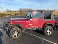 1990 Jeep Wrangler 2dr 4WD SUV
