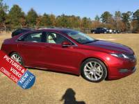 Pre-Owned 2014 LINCOLN MKZ RESERVE FWD Sedan