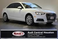 Used 2017 Audi A4 2.0T ultra Premium Sedan in Houston, TX