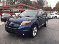 2012 Ford Explorer Limited 4dr SUV